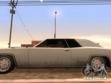 SilentPatch 1.1 pour GTA San Andreas troisième écran