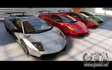 Forza Motorsport 5 Garage für GTA 4 neunten Screenshot