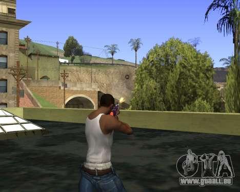 Skins Weapon pack CS:GO für GTA San Andreas sechsten Screenshot