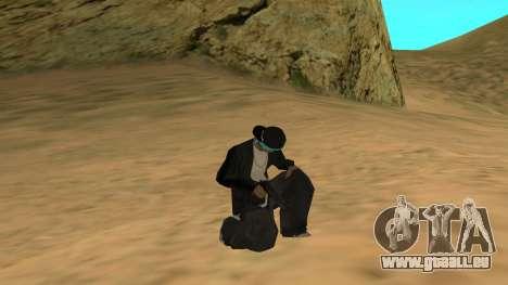 Standard HD Weapon Pack für GTA San Andreas zweiten Screenshot