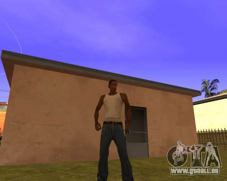 New Animation by EazyMo für GTA San Andreas zweiten Screenshot
