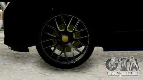 Dacia Lodgy pour GTA San Andreas vue de droite