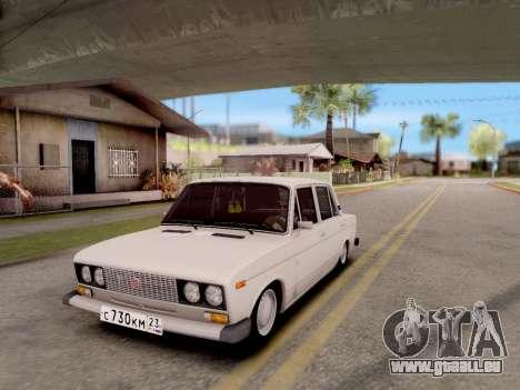 VAZ 2106 Classique pour GTA San Andreas