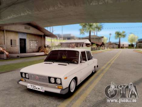 VAZ 2106 Classic für GTA San Andreas
