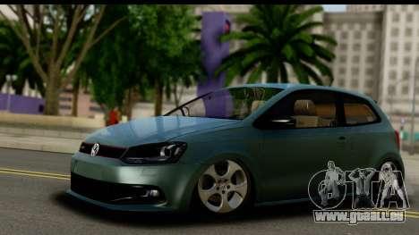 Volkswagen Polo GTI für GTA San Andreas