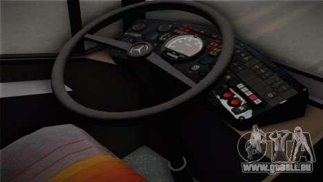 Mercedes-Benz o402 pour GTA San Andreas vue de droite