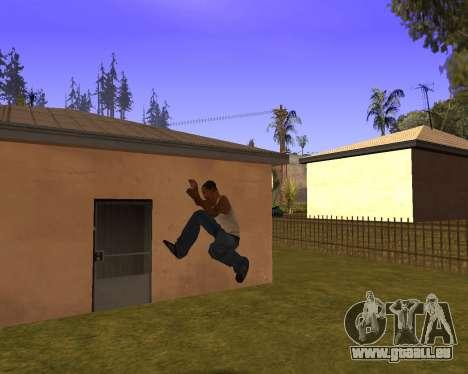 New Animation by EazyMo pour GTA San Andreas sixième écran