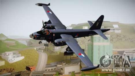 Lockheed P2V-7 Neptune MLD pour GTA San Andreas