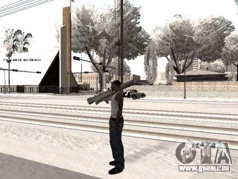 Colormod v5 pour GTA San Andreas cinquième écran