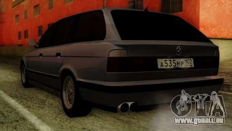 BMW M5 E34 Touring für GTA San Andreas linke Ansicht
