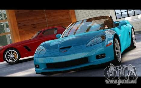 Forza Motorsport 5 Garage für GTA 4 Sekunden Bildschirm