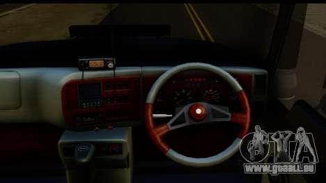 Mack Superliner 6x4 pour GTA San Andreas vue de droite