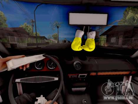 VAZ 2106 Classique pour GTA San Andreas vue de droite