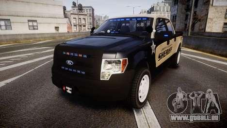 Ford F150 Liberty County Sheriff [ELS] Slicktop für GTA 4