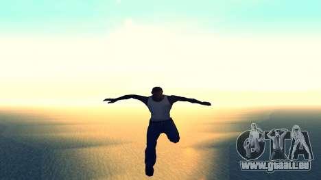 Color Mod by Roller v2.0 für GTA San Andreas dritten Screenshot