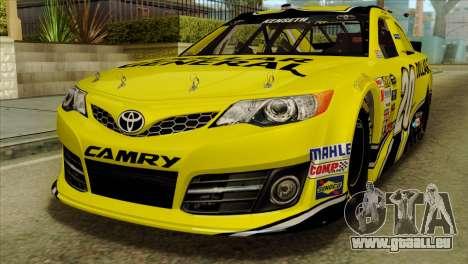 NASCAR Toyota Camry 2013 pour GTA San Andreas