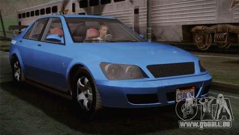 GTA 5 Karin Sultan IVF für GTA San Andreas