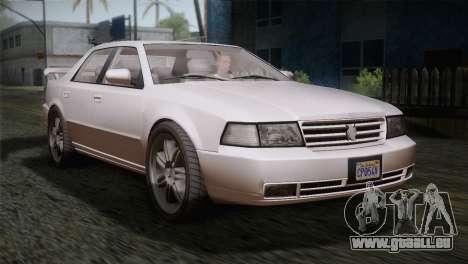MP3 Fathom Lemanja LX SA Mobile pour GTA San Andreas