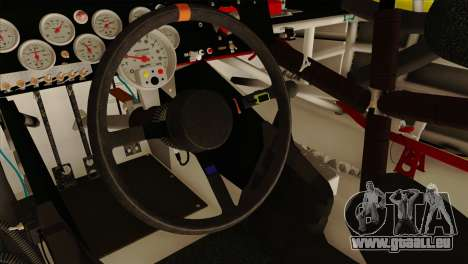 NASCAR Toyota Camry 2013 pour GTA San Andreas vue de droite