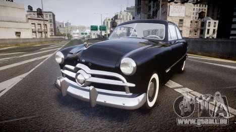 Ford Custom Club 1949 v2.1 pour GTA 4