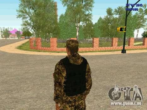Pfeile Miliz DND für GTA San Andreas her Screenshot