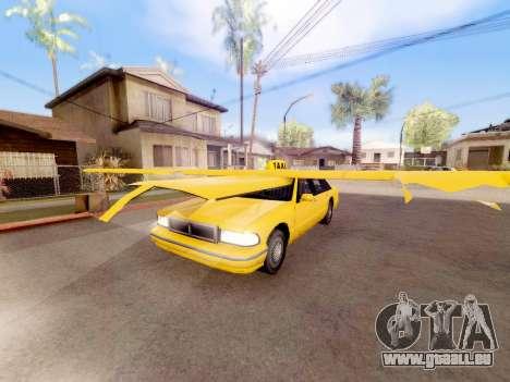 Ailes de taxi pour GTA San Andreas