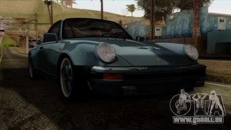Porsche 911 Turbo 3.3 Coupe 930 1981 für GTA San Andreas