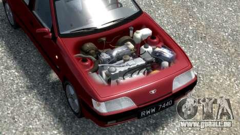 Daewoo Espero 2.0 CD 1996 für GTA 4 Räder