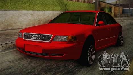 Audi A8 2000 pour GTA San Andreas
