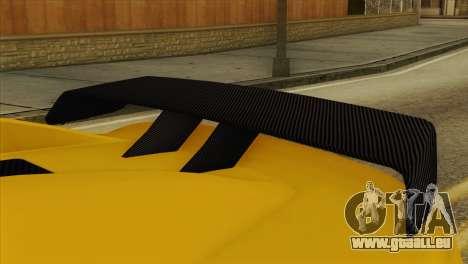 GTA 5 Coil Voltic v2 SA Mobile für GTA San Andreas rechten Ansicht