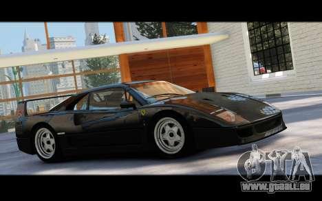 Forza Motorsport 5 Garage für GTA 4 elften Screenshot