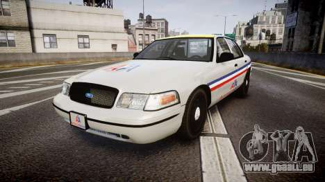 Ford Crown Victoria 2007 American Airlines pour GTA 4