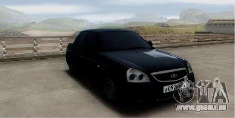 VAZ 2170 de la mer Caspienne Fret pour GTA San Andreas