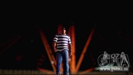 Reflective ENB Series pour GTA San Andreas troisième écran
