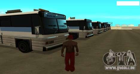 ENB Spiegelungen auf den Autos für GTA San Andreas dritten Screenshot