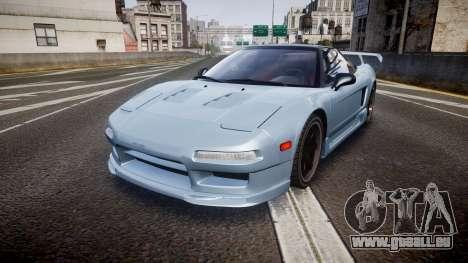 Honda NSX 1998 [EPM] pour GTA 4