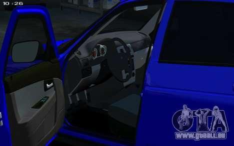 Lada 2172 2012 für GTA 4 rechte Ansicht