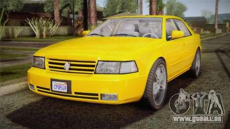 MP3 Fathom Lemanja LX für GTA San Andreas