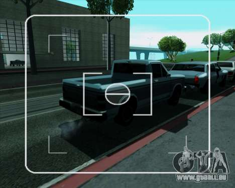 Real ENB Series für GTA San Andreas her Screenshot