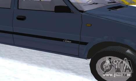 Dacia Super Nova pour GTA San Andreas