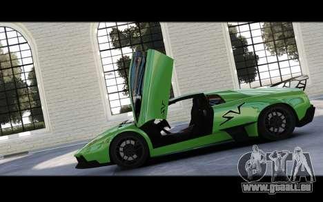 Forza Motorsport 5 Garage für GTA 4 siebten Screenshot