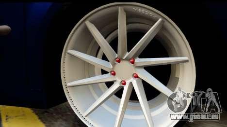 Volkswagen Caddy v1 pour GTA San Andreas vue de droite