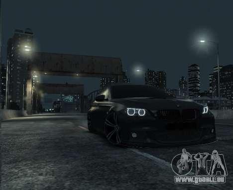BMW M5 F10 2014 für GTA 4