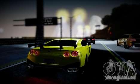 Blacks Med ENB pour GTA San Andreas douzième écran