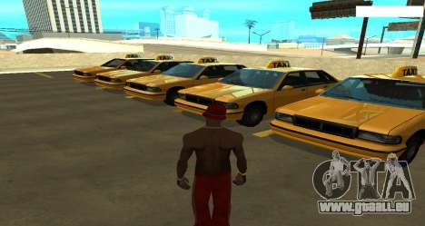 ENB Spiegelungen auf den Autos für GTA San Andreas her Screenshot