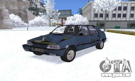 Dacia Super Nova für GTA San Andreas