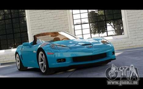 Forza Motorsport 5 Garage pour GTA 4 troisième écran