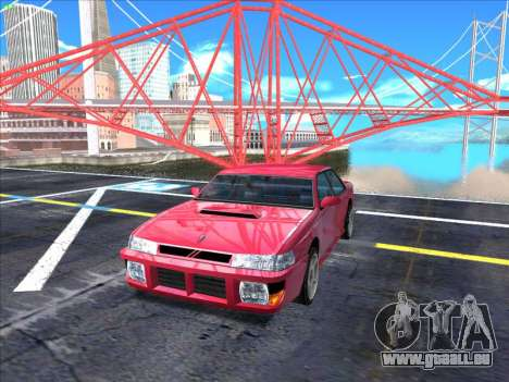 High Definition Graphics pour GTA San Andreas