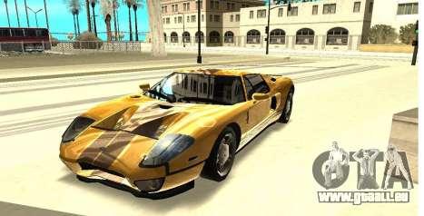 ENB Spiegelungen auf den Autos für GTA San Andreas