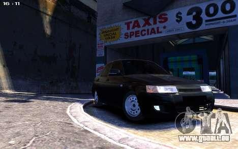 Lada 2110 pour GTA 4 est un droit